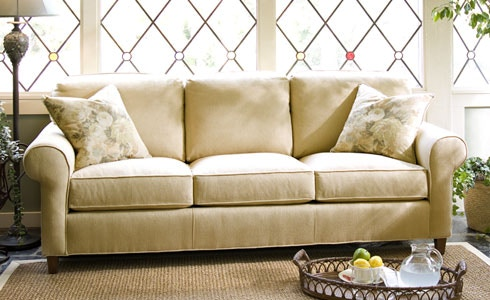 Harden Furniture Roxanne Sofa 6616 085