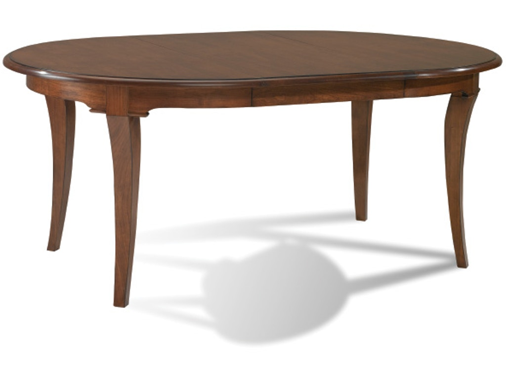 Harden Furniture Dining Room Custom Dining Table 652 401 Woodbridge Interio