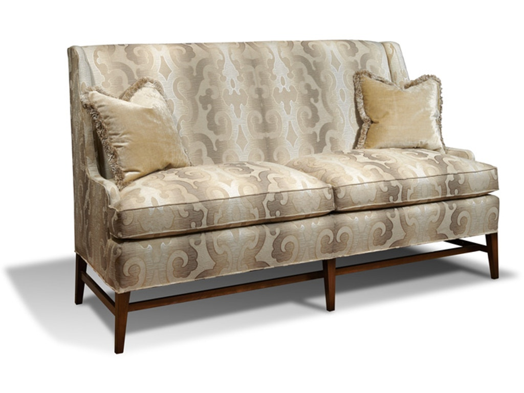 Harden Furniture Living Room Chesapeake Love Seat 8662 060