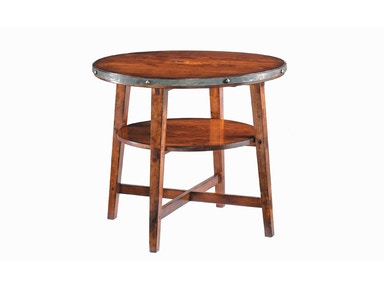 Harden Furniture Iron Road Table 1661