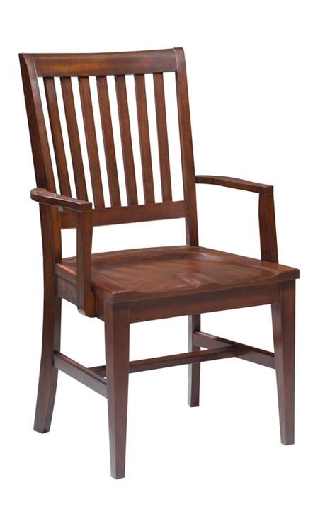 Harden Furniture Saugus Arm Chair 2970