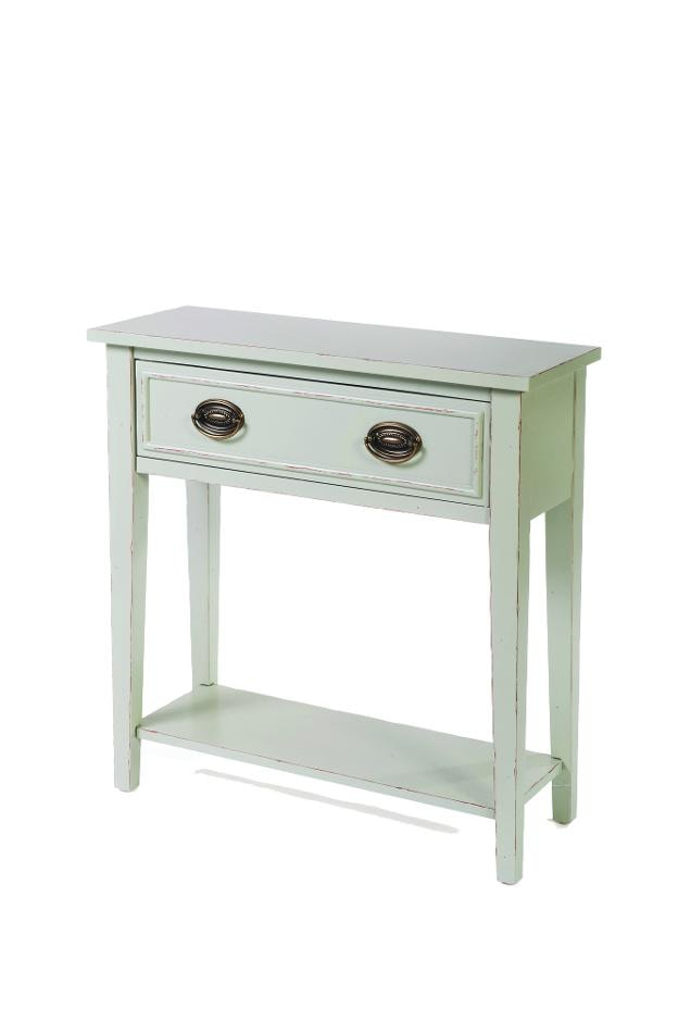 Heather Brooke Gray Owl Rectangular Accent Table A8440 208