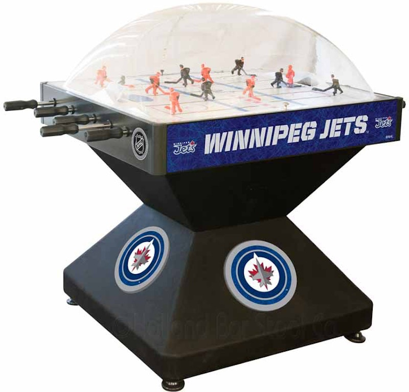 separation shoes 676e4 973ca Holland Bar Stool Bar and Game Room Winnipeg Jets - Dome ...