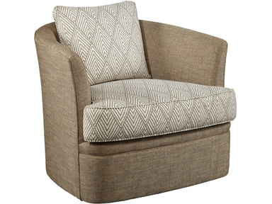 Hekman Kendra Swivel Chair 1033SW