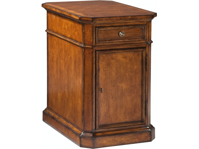 Hekman Living Room Storage End Table 11106 - Gorman