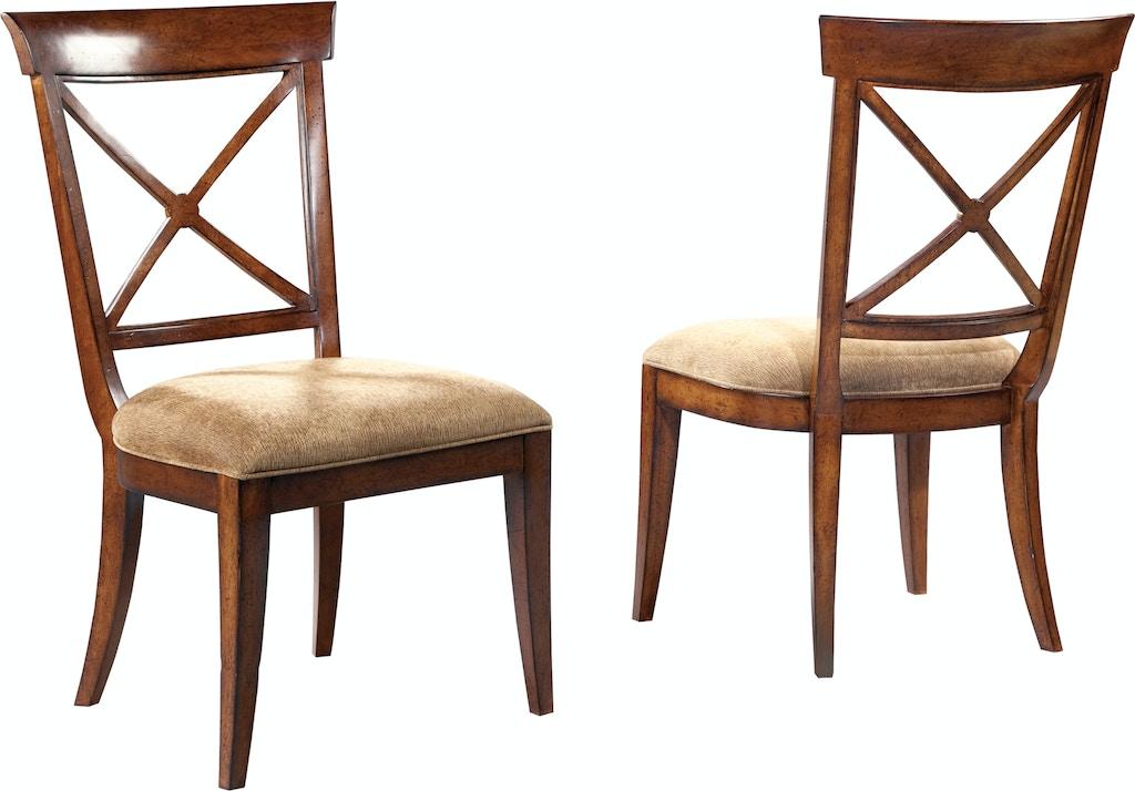 Hekman Dining Room Side Chair 11125 Woodbridge Interiors
