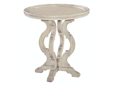 Hekman Homestead Round End Table 1-2205LN