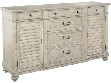 Hekman Louvered Door Buffet 12226LN