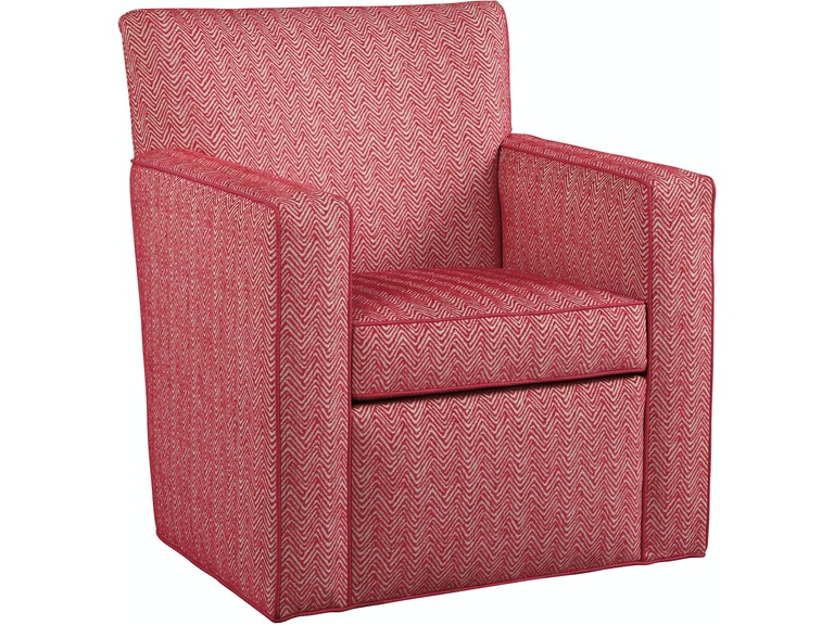 Hekman Living Room Ava Swivel Chair 1761SW - Toms-Price Furniture ...