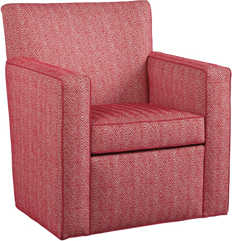 Hekman Living Room Ava Swivel Chair 1761SW - Gasiors Furniture ...