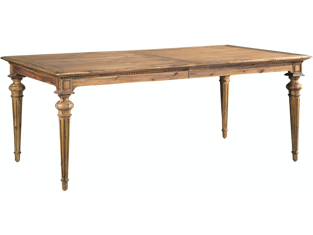 hekman dining room rectangle dining table 23320 shofer 39 s baltimore md. Black Bedroom Furniture Sets. Home Design Ideas
