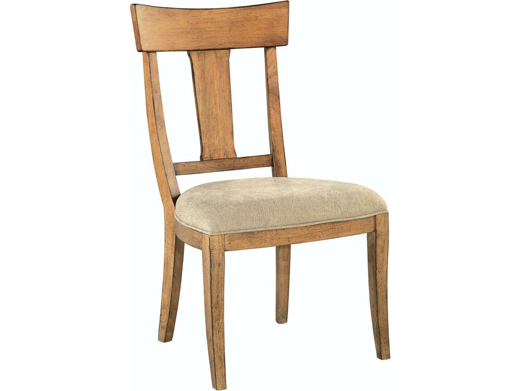 Hekman Dining Room Side Chair Wood Back 23323 Howell Furniture Beaumont And Nederland Tx