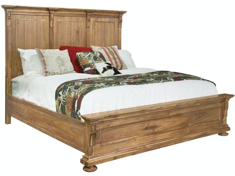 Hekman Bedroom Queen Bed 23365 Tracys Furniture Inc