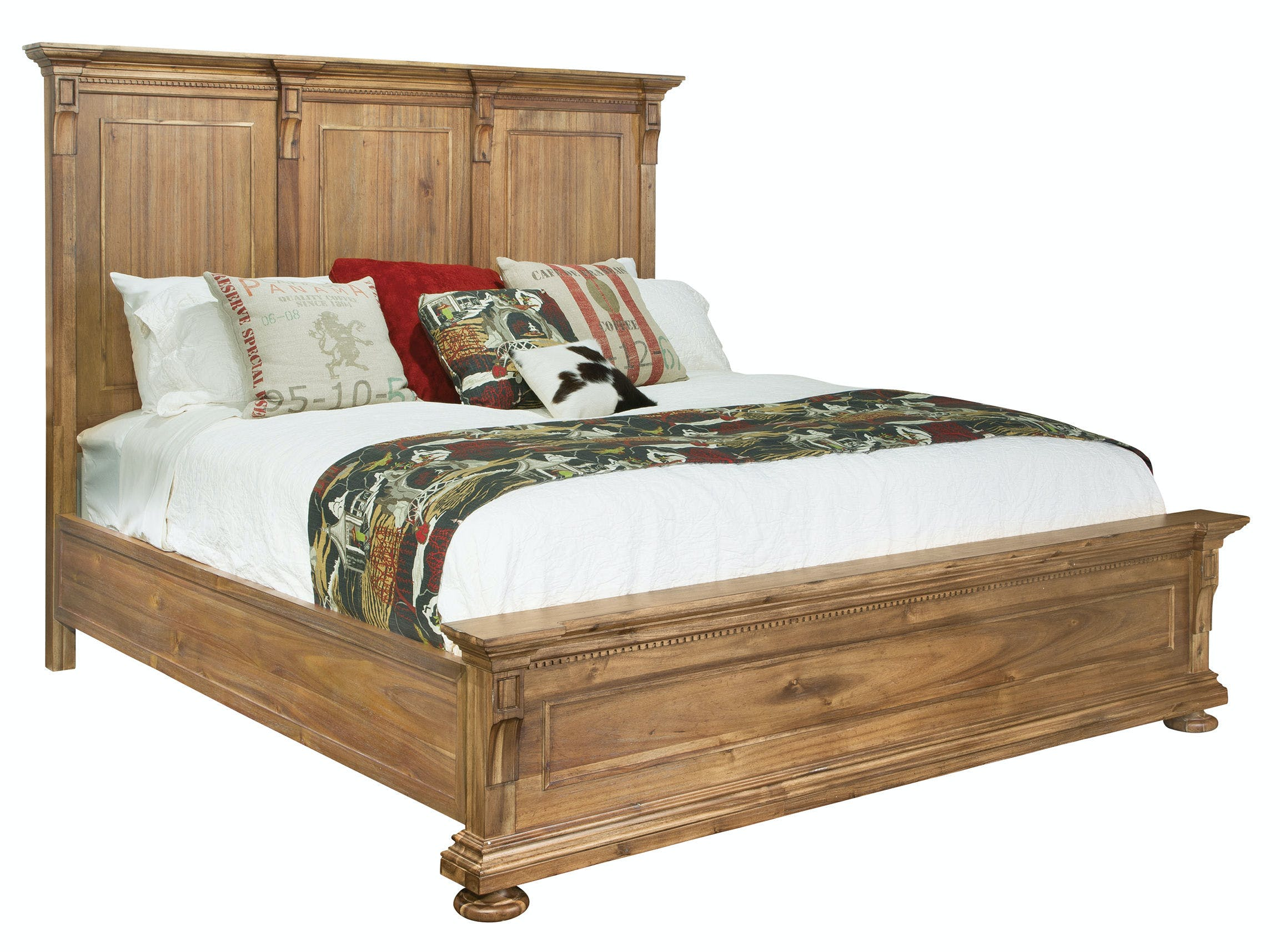 Hekman Bedroom California King Bed 23368 White House Designs For Life Fairfield Nj