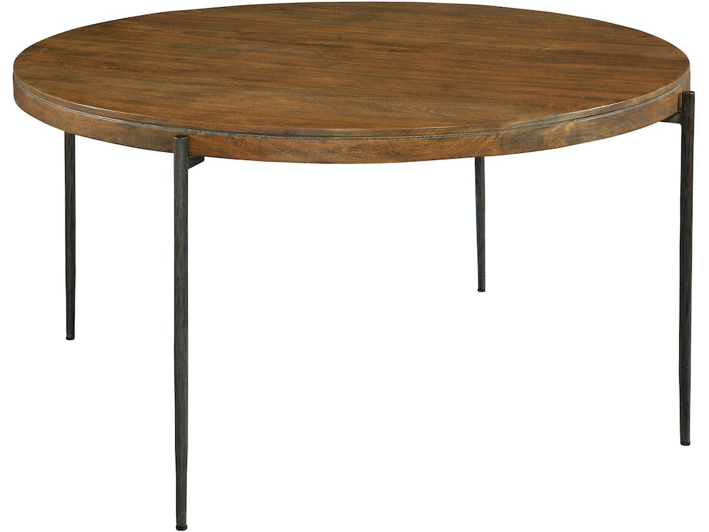 Round dining table 23721 for Walter e smithe dining room furniture