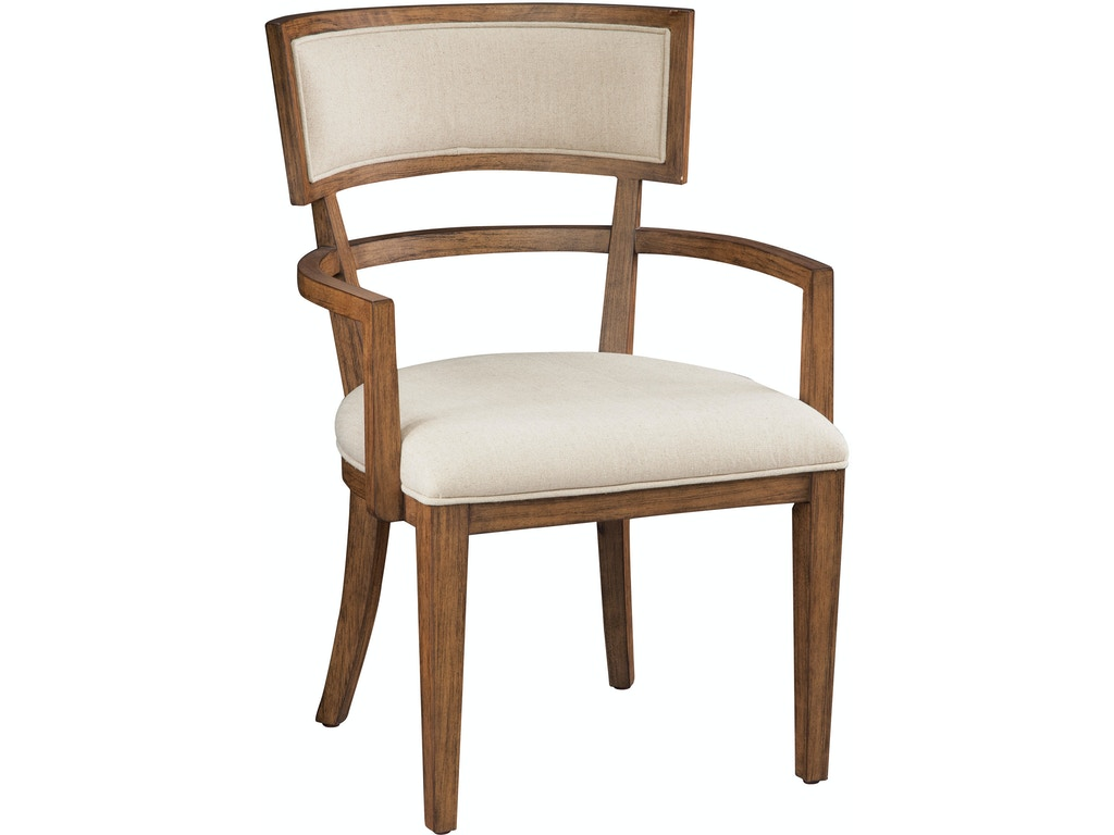 hekman dining room arm chair 23722 woodchucks fine
