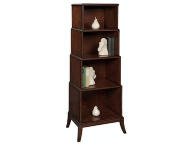 Hekman Tiered Bookcase 2-7221