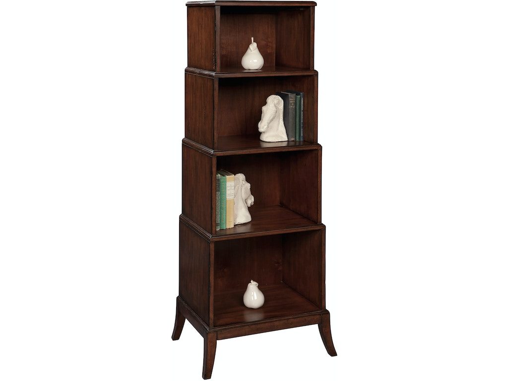 Hekman Home Office Bookcase 27221 Woodchucks Fine Furniture Decor Jacksonville Fl