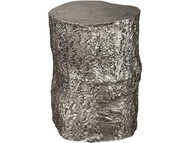 Hekman Stool Large Alumn Tree Trnk 27755