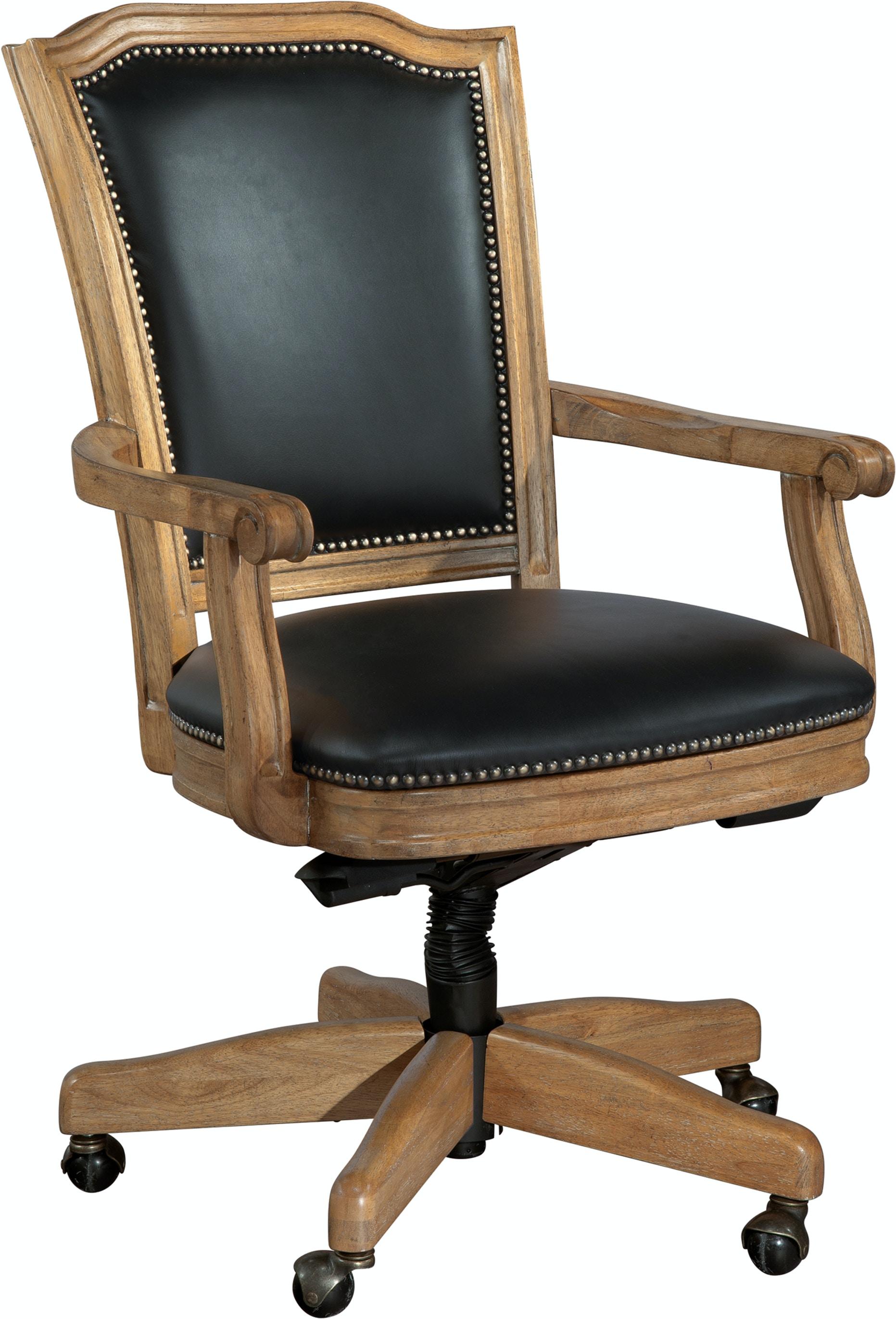 Hekman Home Office Executive Chair 79257b White House Designs For Life Fairfield Nj