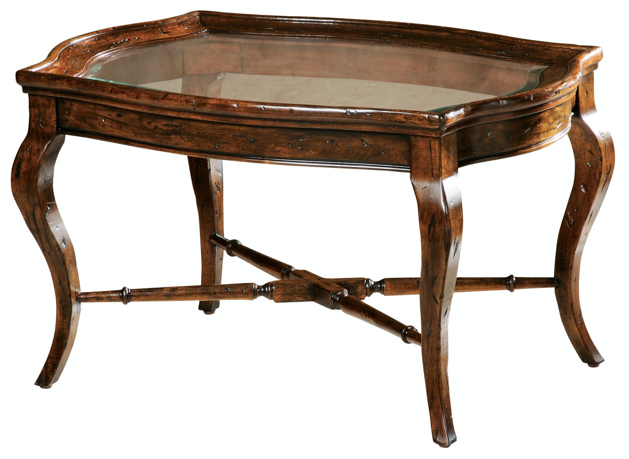Hekman Oval Coffee Table 87200