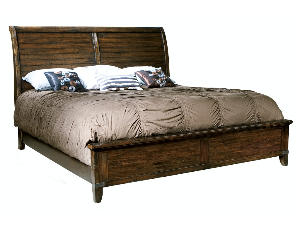 Hekman Bedroom California King Sleigh Footboard 941520rh