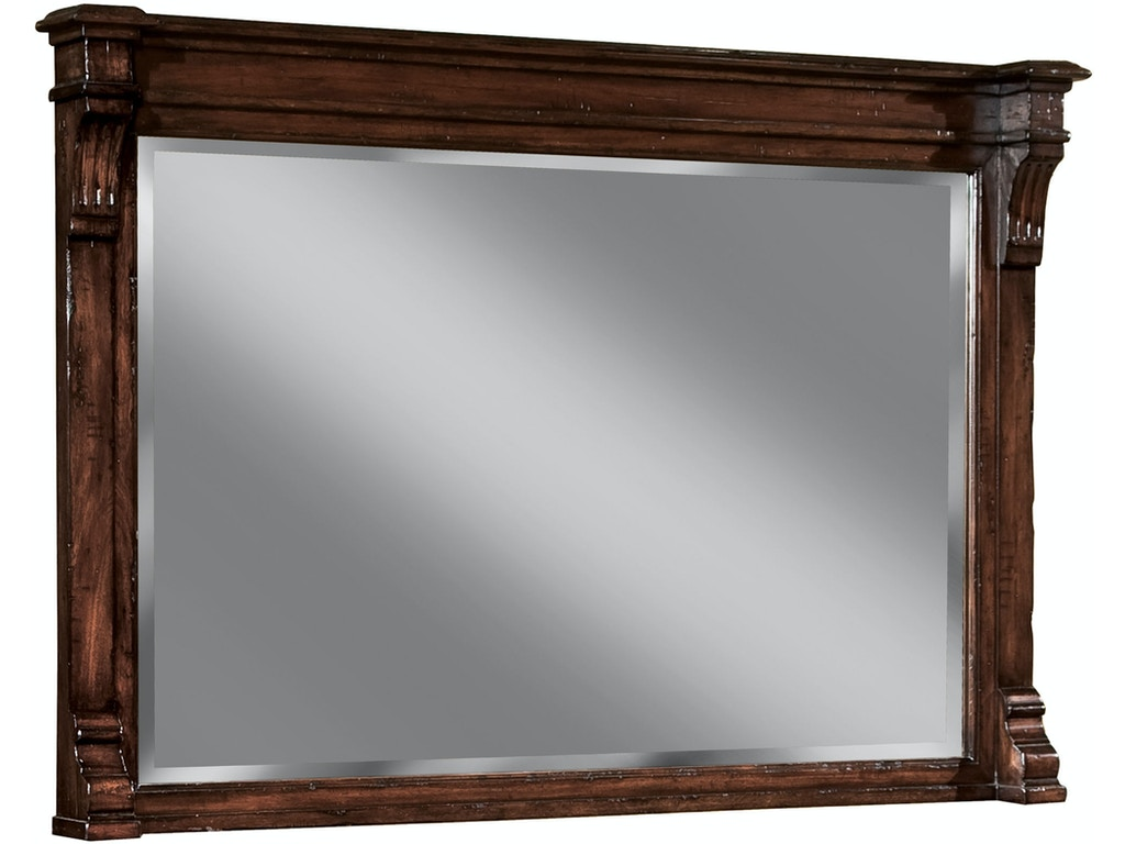 Hekman Accessories Mirror 941715cp Howell Furniture Beaumont And Nederland Tx And Lake