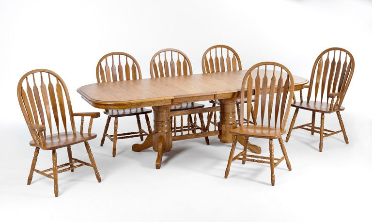 Intercon Dining Room Classic Oak 42x96 Solid Oak Table Top  CO TA I4296 CNT TOP At B.F. Myers Furniture