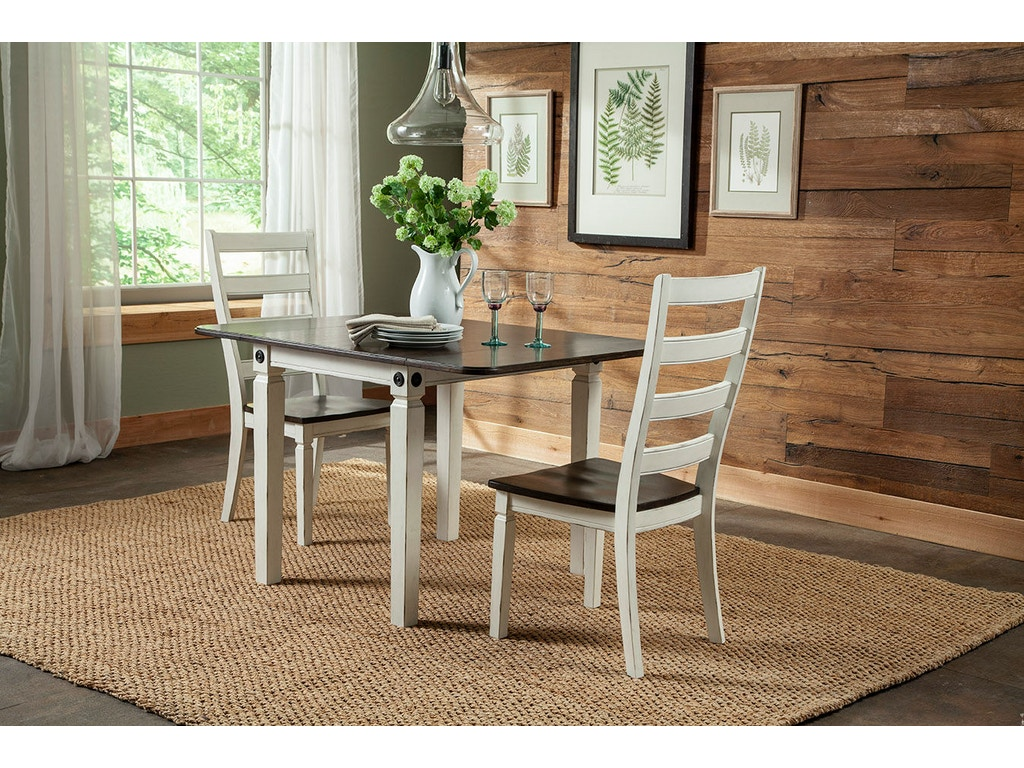 Intercon Dining Room Glennwood Drop Leaf Dining Table