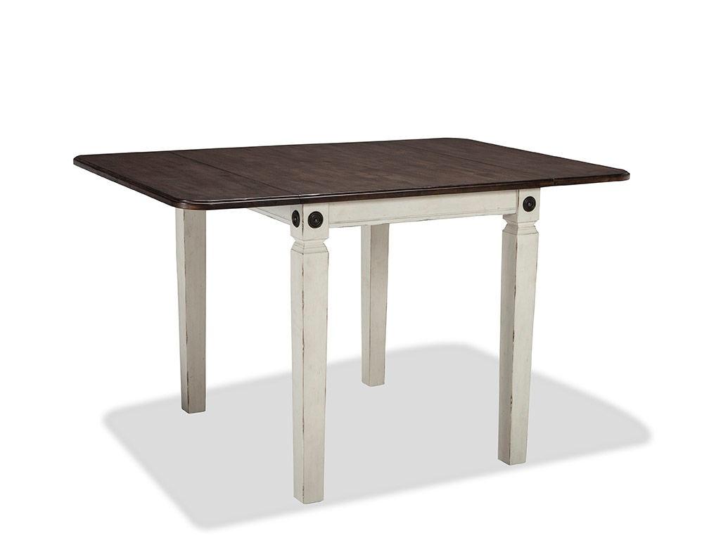 Intercon Dining Room Glennwood Drop Leaf Dining Table Gw Ta 3650d