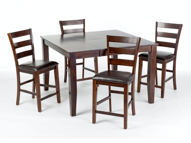 Intercon Kona Gathering Table KA-TA-5454G-RAI-C
