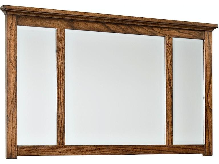Intercon Oak Park Landscape Mirror Op Br 5891 Mis C