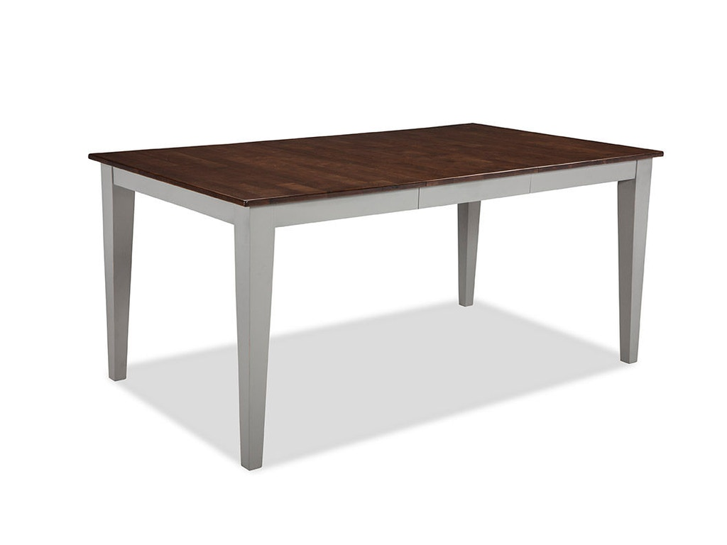 Intercon dining room small space living 36 x 60 dining for Dining room table 60 x 36