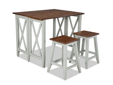 Small Space Dining Backless Counter Stool