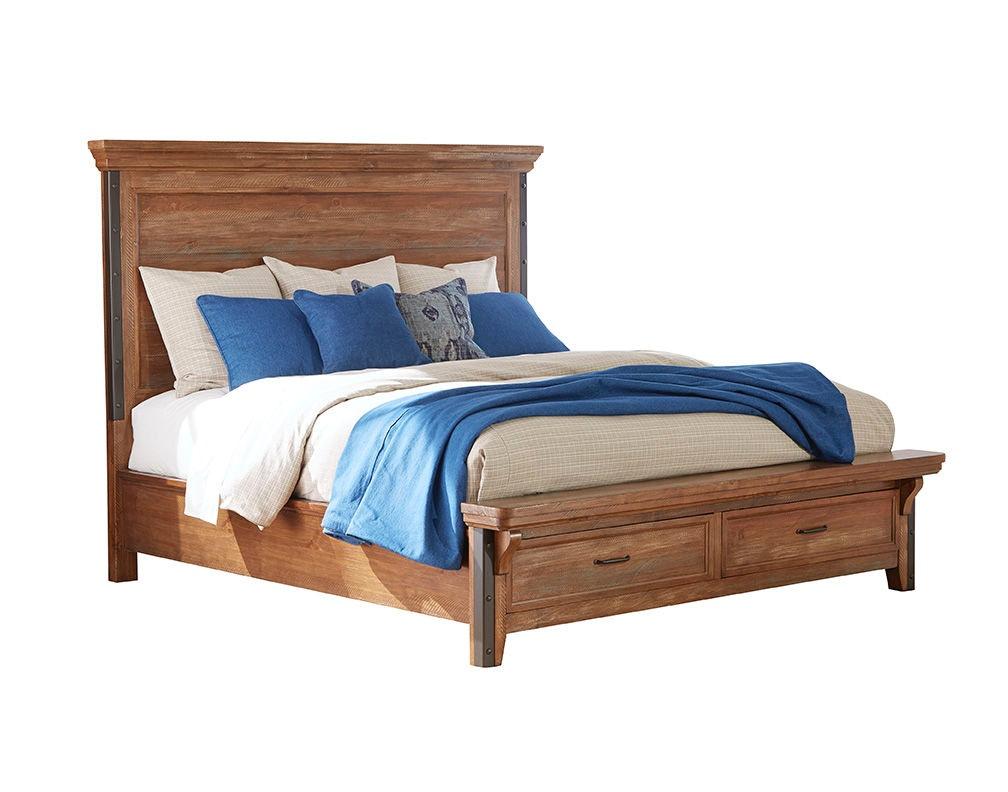 Intercon Taos King Bed 795864 796521 796511