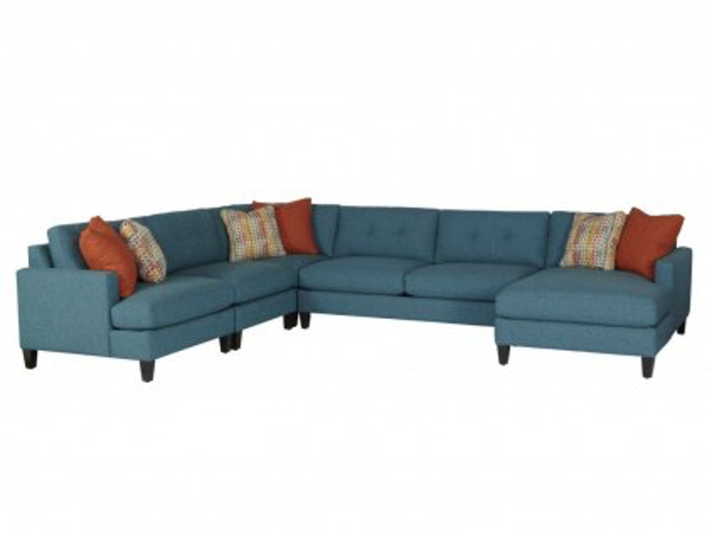 Jonathan Louis International Mia Sectional 005