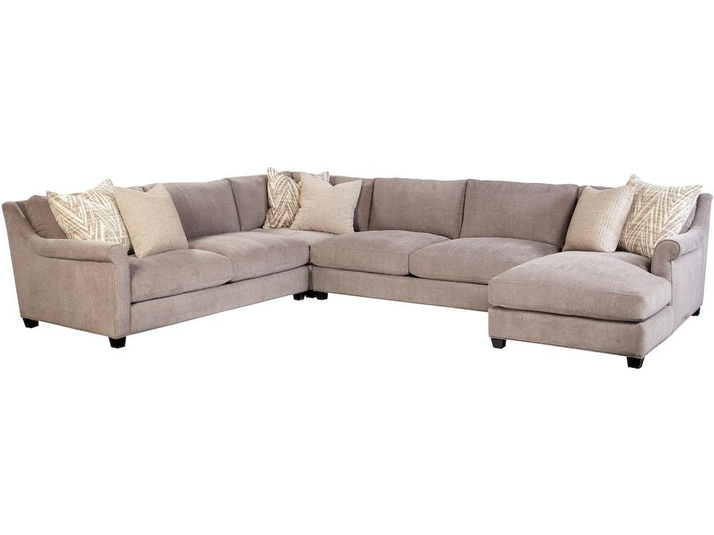 Jonathan louis international living room right arm facing for Chaise wayne