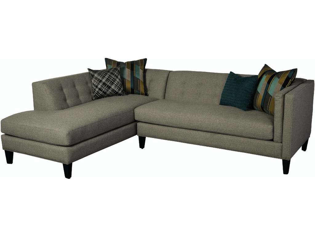 Jonathan Louis International Living Room Strathmore Sectional 111 Sectional Carol House