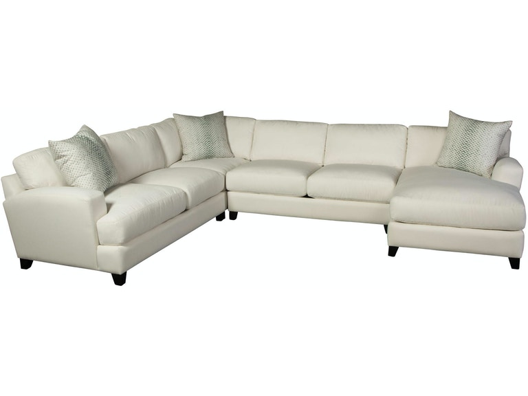 Living Room Clarence Sectional 133