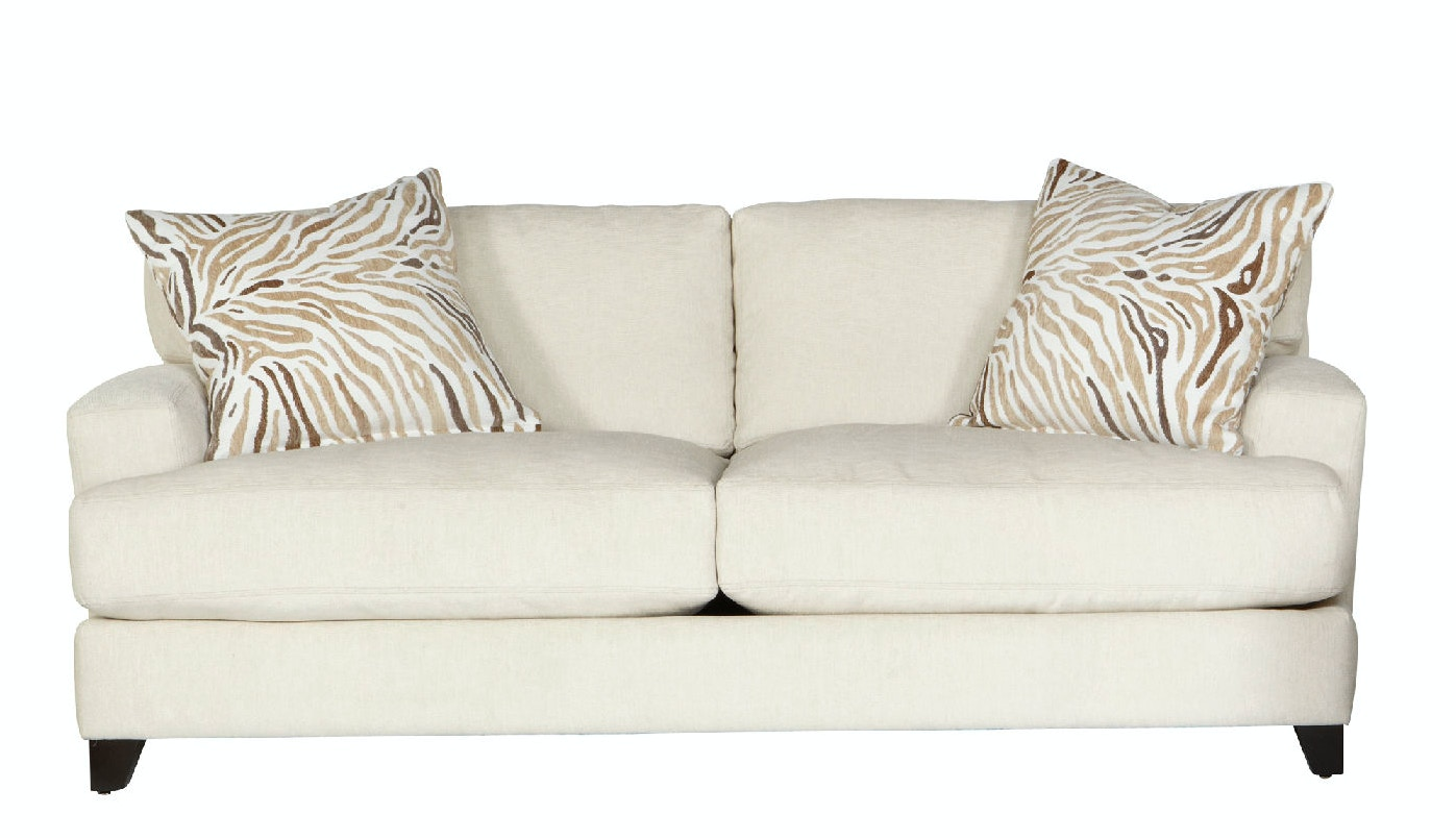Jonathan Louis International Sofa With 2 Seat Cushions 13390A
