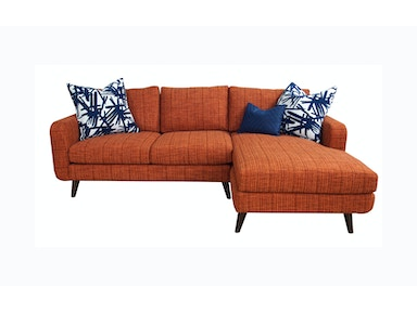 Jonathan Louis International Living Room Leo Sectional 137