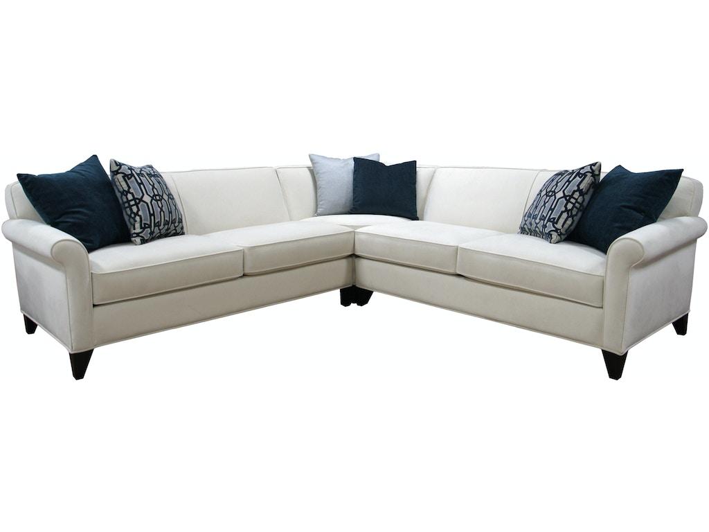 Jonathan Louis International Living Room Selma Sectional 141 Sectional Treeforms Furniture