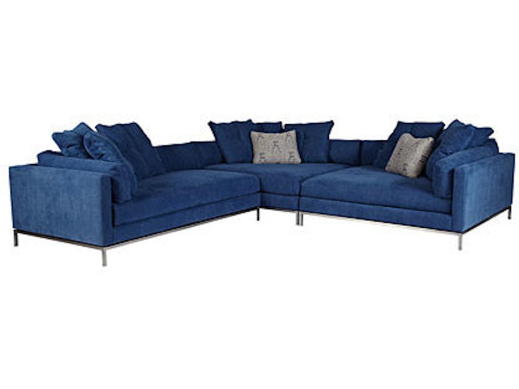Jonathan Louis International Living Room Cordoba Sectional