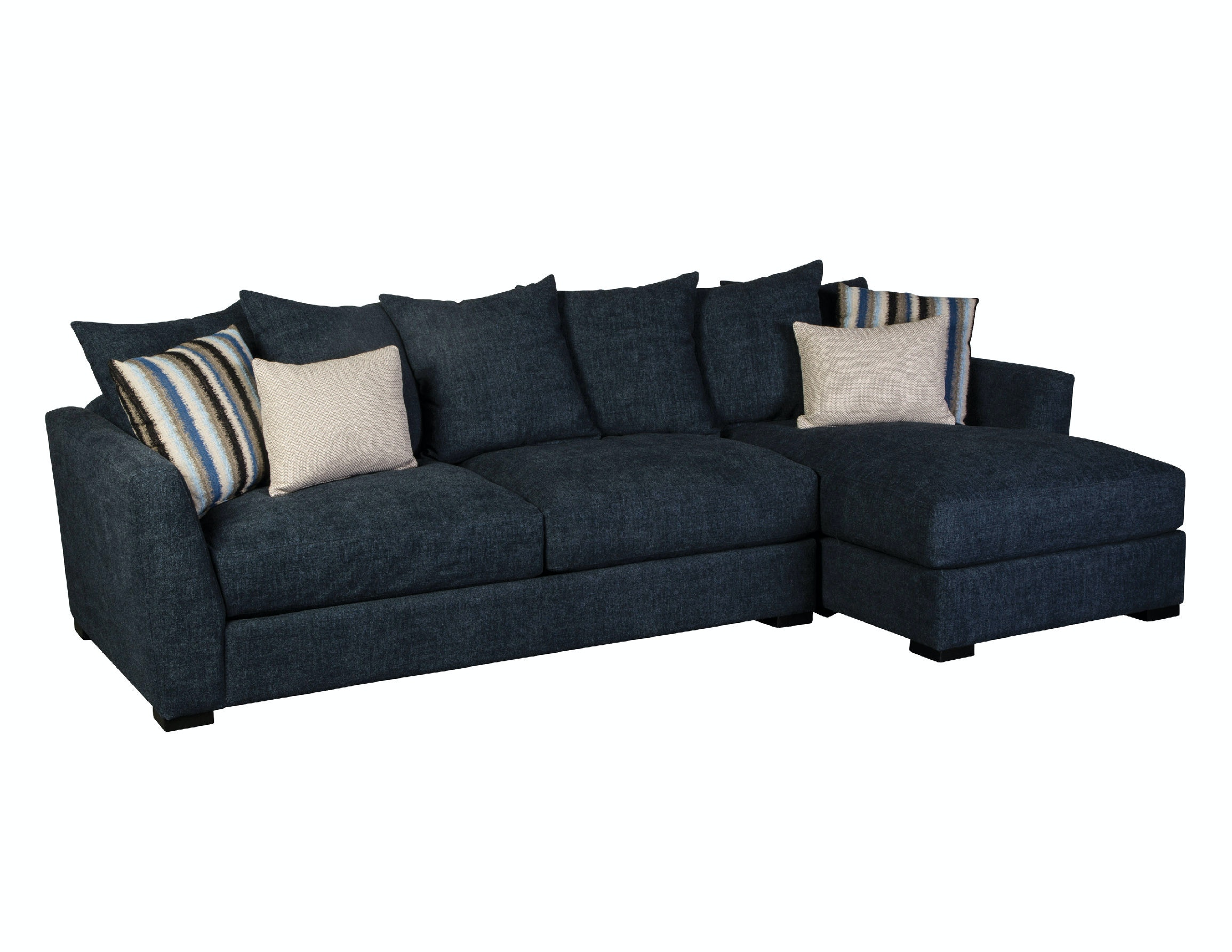 Jonathan Louis International Harvey Sectional 162 Sectional