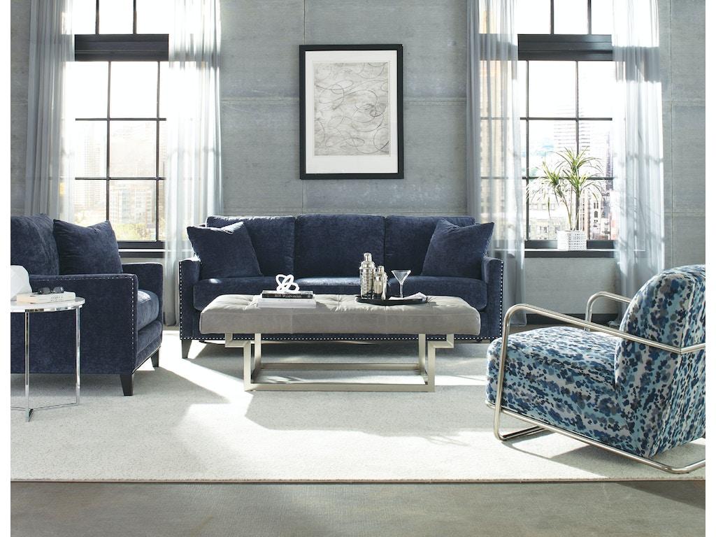 Jonathan Louis International Living Room Ottoman 16702