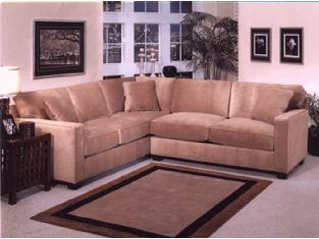 Jonathan Louis International Living Room Bradford Sectional 176 Sectional Carol House
