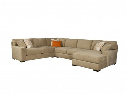 189-Sectional  sc 1 st  Carol House Furniture : jonathan louis bradford sectional - Sectionals, Sofas & Couches