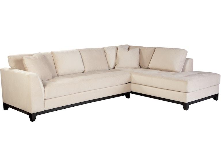 Jonathan Louis International Living Room Julian Sectional 243 Sectional Treeforms Furniture