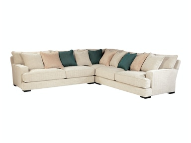 Jonathan Louis International Right Arm Facing Sofa Sectional 24635R