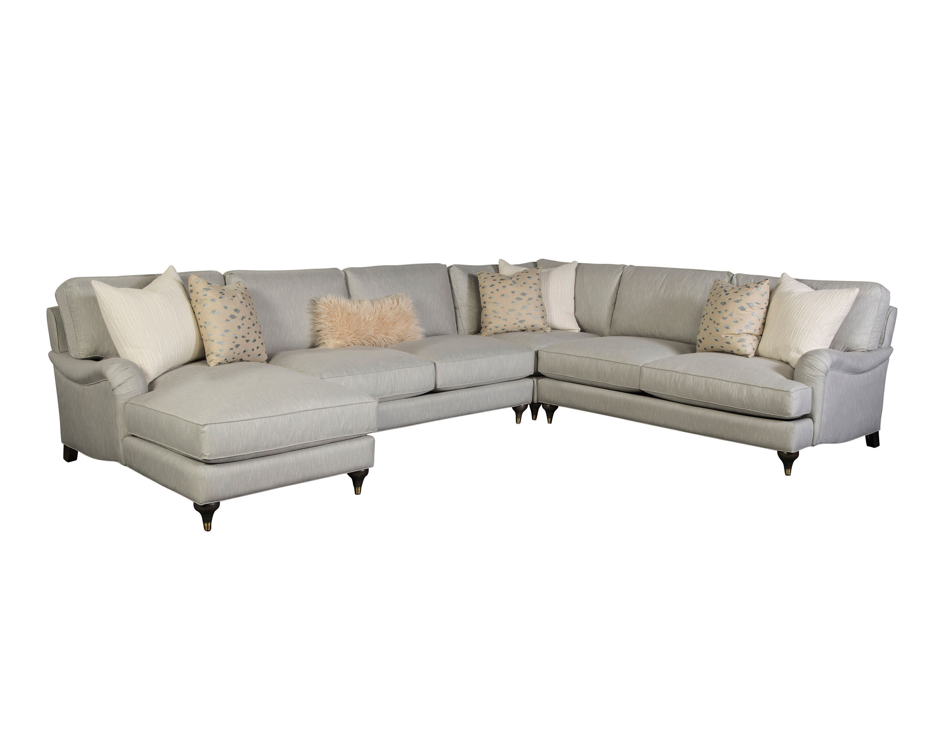 Jonathan Louis International Left Arm Facing Condo Sofa 30826L